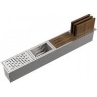 Встраиваемая сушка для посуды Omoikiri DRY-01-IN