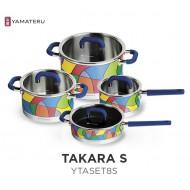 Yamateru Takara S YTASET8S
